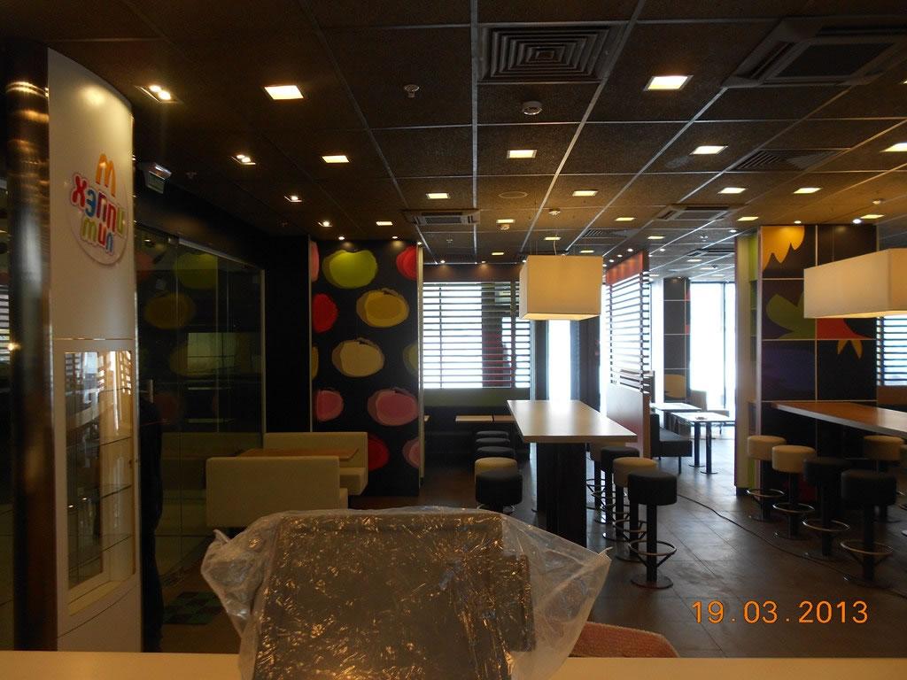 Строительство ресторанов