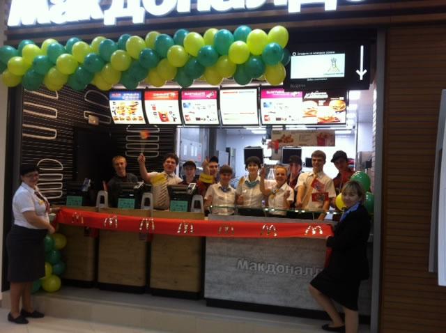 ЛЕ Строй Проект сдал 8-й ресторан в Воронеже
